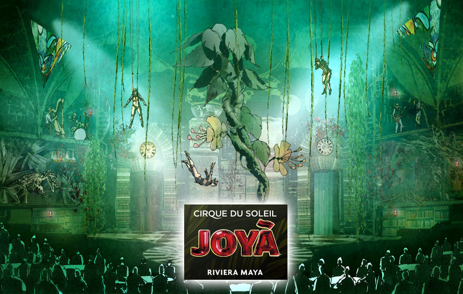 Joyá: a fantastic story in the Maya jungle