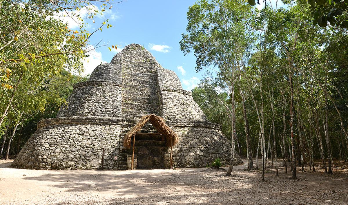 Coba Mayan hidden city