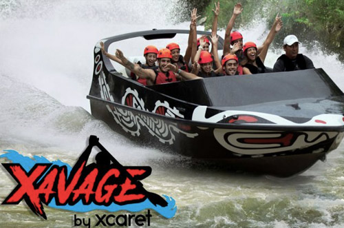 ¿Estás listo para Xavage?
