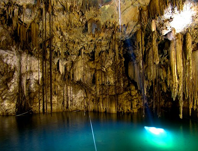 Route Of The Cenotes Sinkhole
