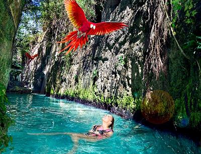 CruisePortInsider.com - Cozumel Excursions - Xcaret ...  |Xcaret Adventure Park