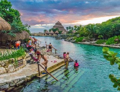 Xcaret Adventures in Cancun - Pirate Show Cancun  |Xcaret Adventure Park
