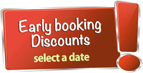 Early booking discounts