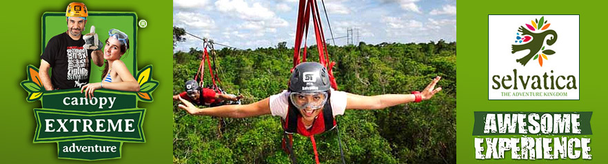 Selvatica Extreme Canopy Adventure
