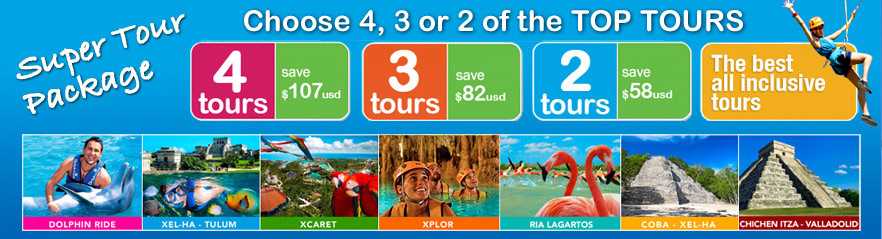 Tours Package Cancun