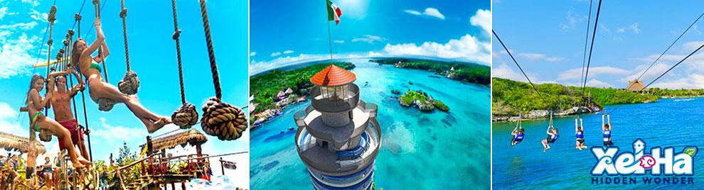 Xel Ha Eco Park Tour Riviera Maya