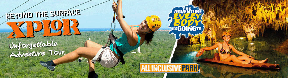 Xplor Adventure All Inclusive Park