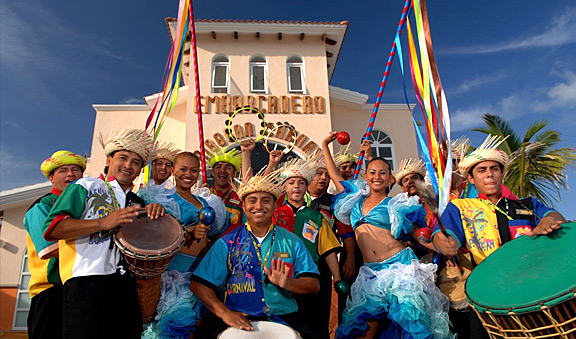 Caribbean Carnaval Night Party Tour In Cancun