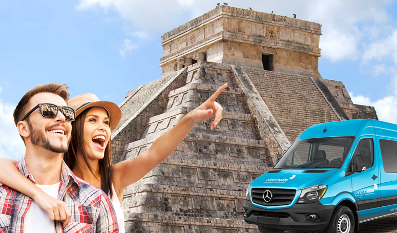 Chichen Itza and Cenote Private Tour