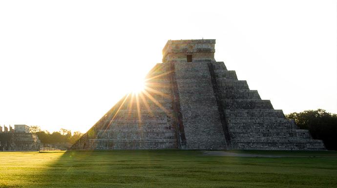 Chichen Itza Mayan Heritage