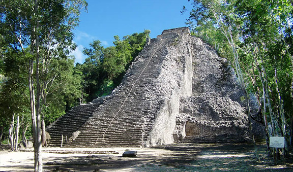 Coba Adventure Private Tour
