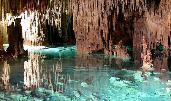 Coba Tulum Cenote Tour
