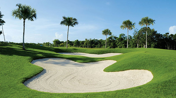 enjoy playing its 18 hole, par 71 course.