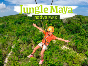 Jungle Maya Expedition
