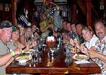 Cena show en el barco pirata