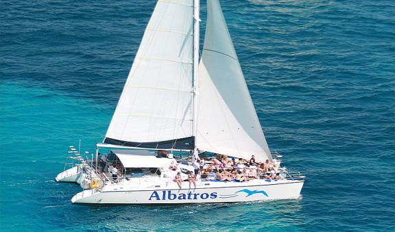 get fun and live a sailing adventure