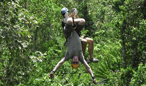 Selvatica an extreme adventure
