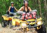 ATV at the Riviera Maya Jungle
