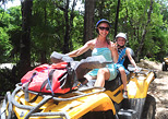 Let your kids have fun at the ATV Aventuras Mayas activity