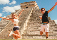 Chichen Itza Time Masters