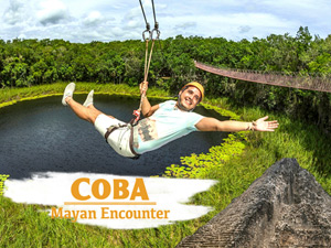 Coba Maya Encounter photo