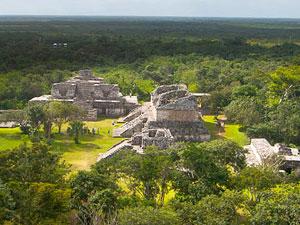 Ruinas Mayas de Ek Balam Yucatn