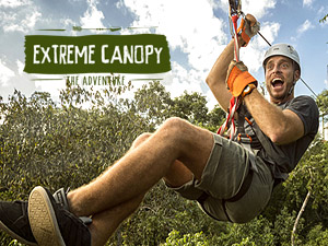 Extreme Canopy Adventure photo