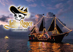 Jolly Roger - The Pirate Show