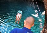 Dive into the Selvatica Cenotes