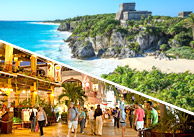 Tulum and Playa del Carmen Plus