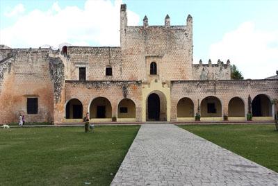 Edificaciones en Valladolid Yucatan