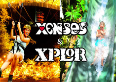 Xenses y Xplor Fuego