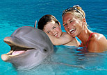 Royal Garrafon and Swim with Dolphins