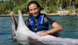 Dorsal Ride dolphin