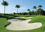 Golf en el Grand Coral, Riviera Maya.
