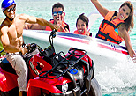 Maroma Combo ATV and Speed Boat