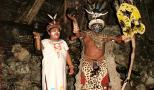 enjoy a mayan ceremony