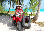 my atv in maroma beach