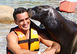 Sea Lion Discovery - Cozumel