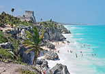Tulum beach tour