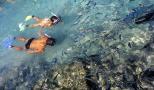 Go to practice snorkel