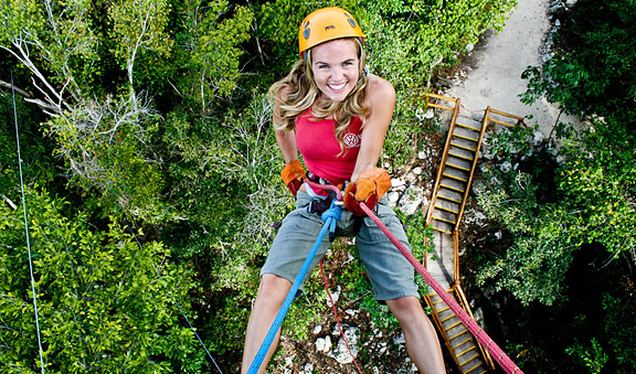 Adventure activities in Tulum Xtreme