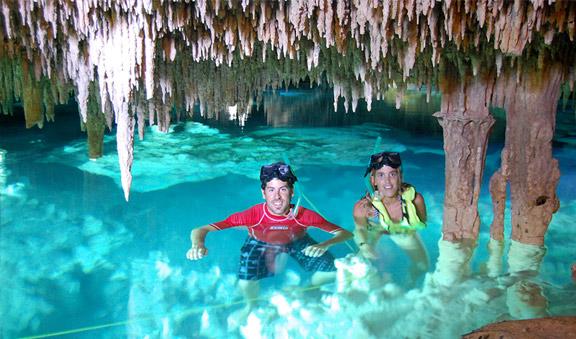 Tulum Underground River Tour