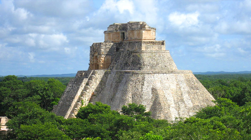 Uxmal and Chocolate Factory