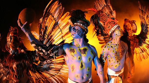 Xcaret De Noche Espectacular Show Nocturno