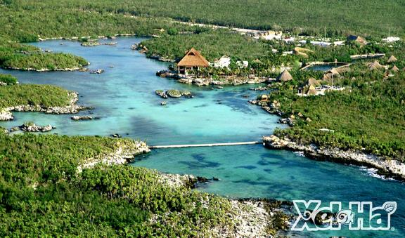 Xel-Ha All Inclusive Tour