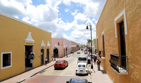 Valladolid Yucatan Streets