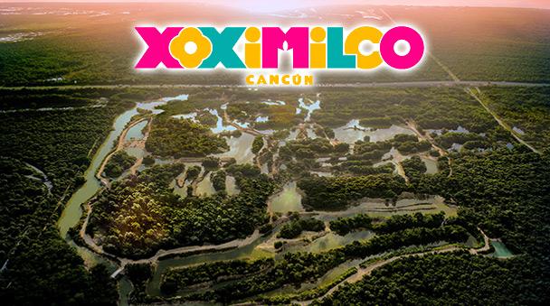 Xoximilco Airview