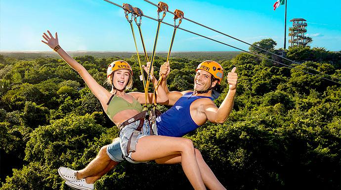 Canopy Xplor Riviera Maya